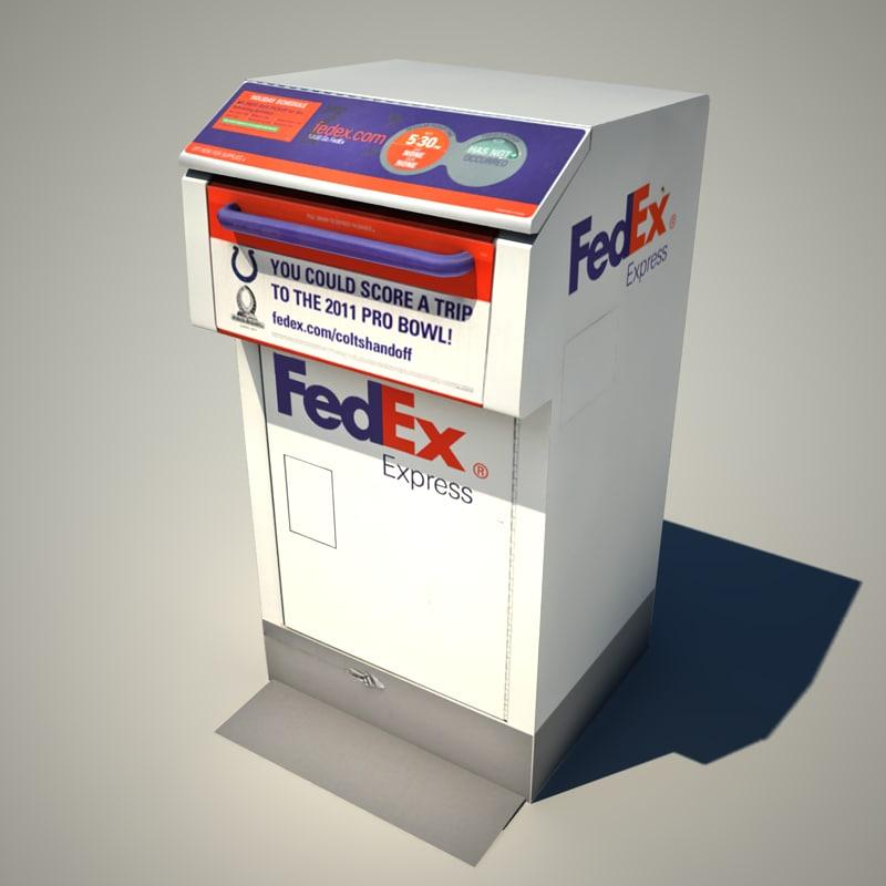 3d model box truax studios