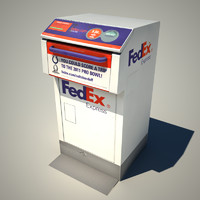 3d model box truax studios