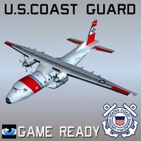 U.S.COAST GUARD CASA CN-235