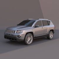Jeep compas suv vehicle