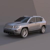 Jeep compas suv vehicle