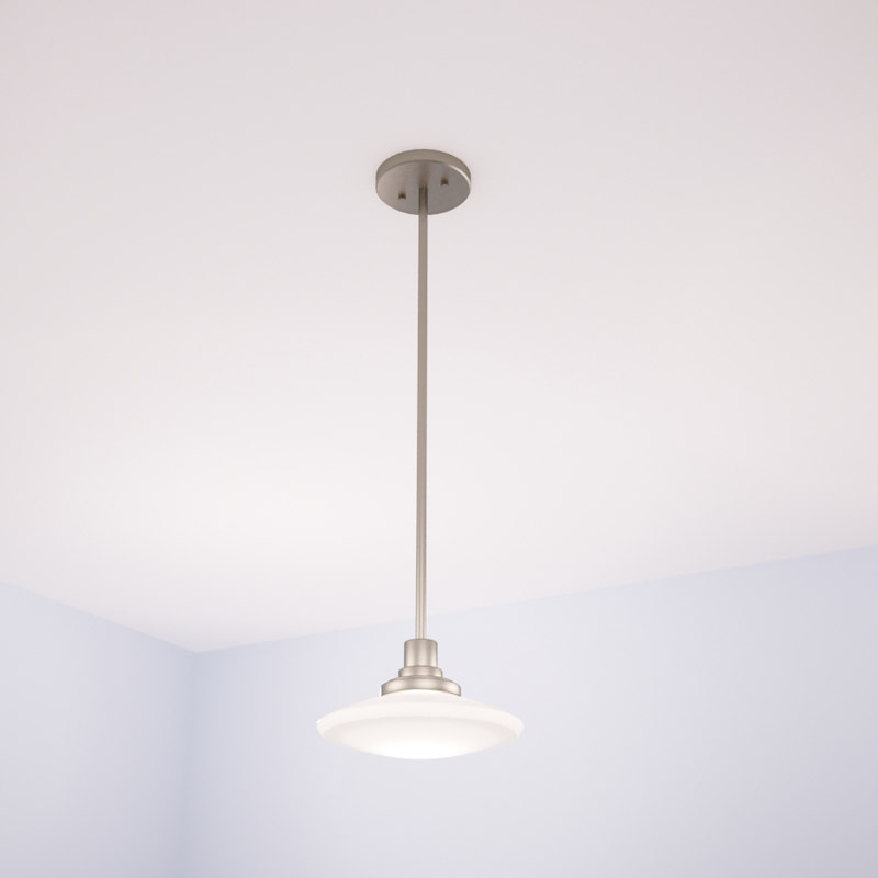 3d kichler structures mini pendant light model