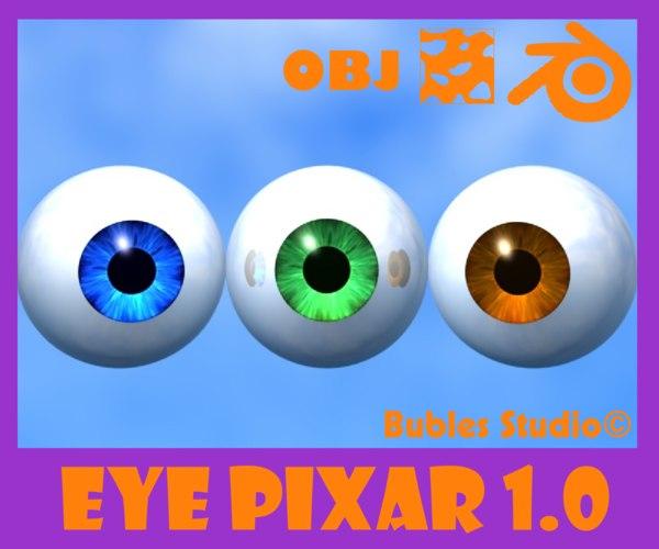 free blend mode pixar rig iris