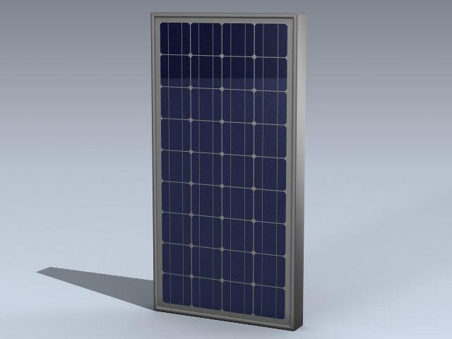 3d max sunforce 130 watt solar panel