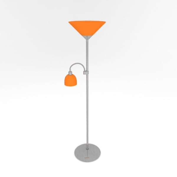 floorlamp lamp obj