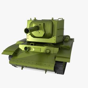 dxf tank soviet armour
