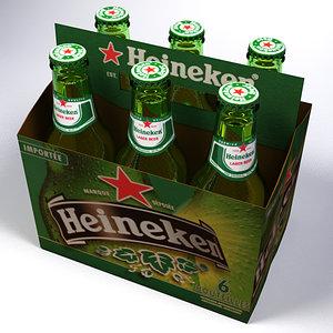 maya heineken beer pack