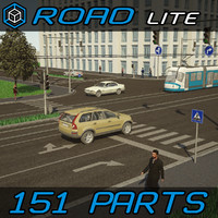 Road Elements LITE