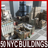 50 Nyc Buildings