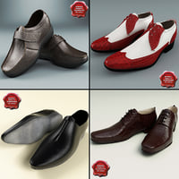 Men Shoes Collection V2