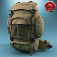 Military Backpack 2