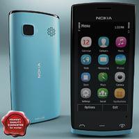 Nokia 500 Blue