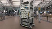 3d data processor