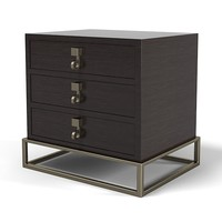 Promemoria  Margot small chest of drawes night stand commode modern contemporary