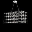 Quazar Universe Square Suspended Lamp pendant Hanglamp lattice modern contemporary hi-tech