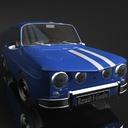 Renault Gordini 3D models