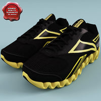 Runing Men Shoes Reebok Zig Fuel