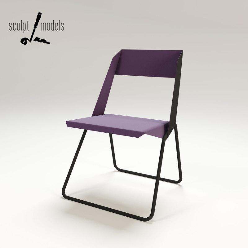 max luc chair
