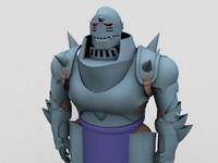 character alphonse metal alchemist max