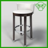 3ds bar stool 1