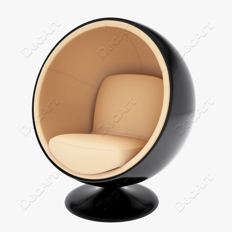 ball chair eero aarnio model