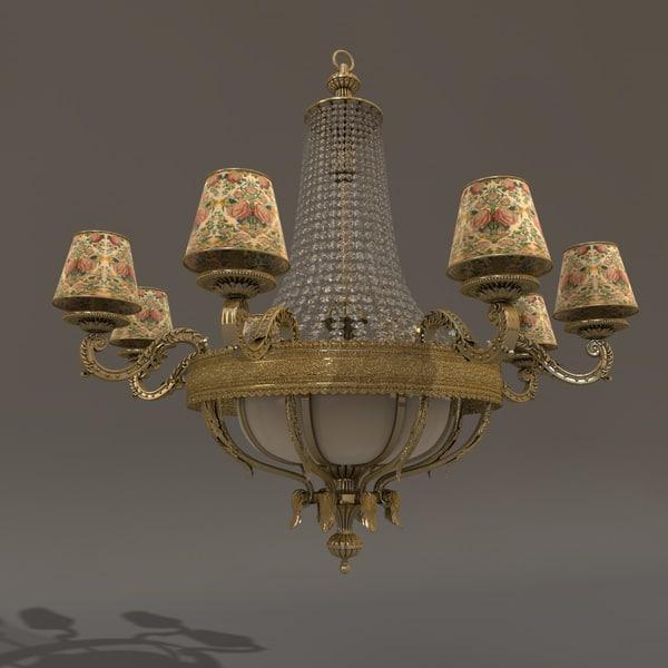 maya crystal chandelier