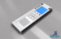 3d dictaphone model