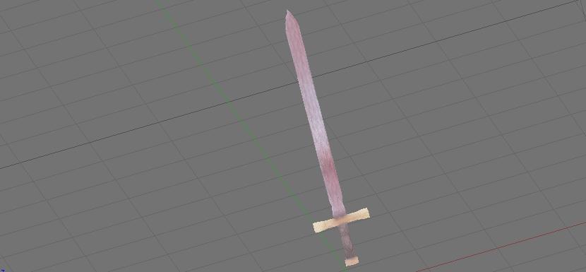 bloody sword blend free
