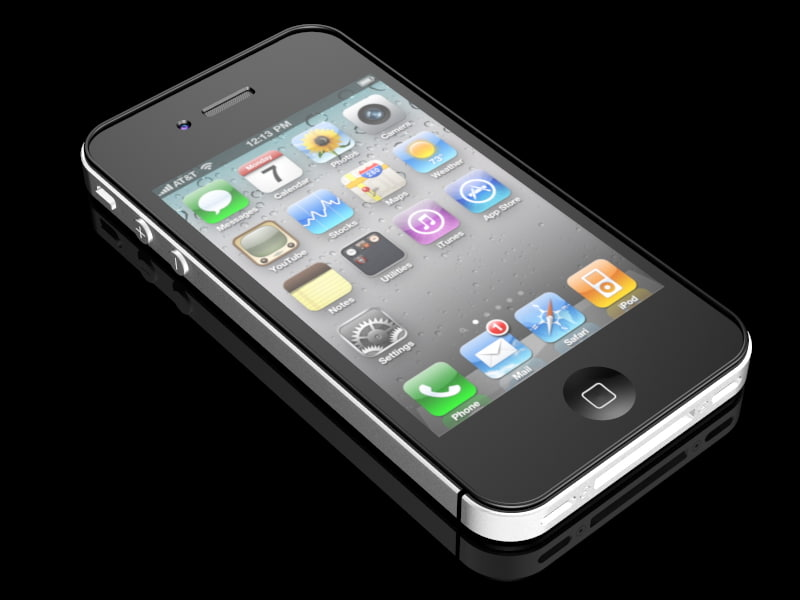 3ds apple iphone 4