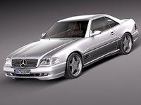 Mercedes SL500 AMG- r129 1989 – 2001
