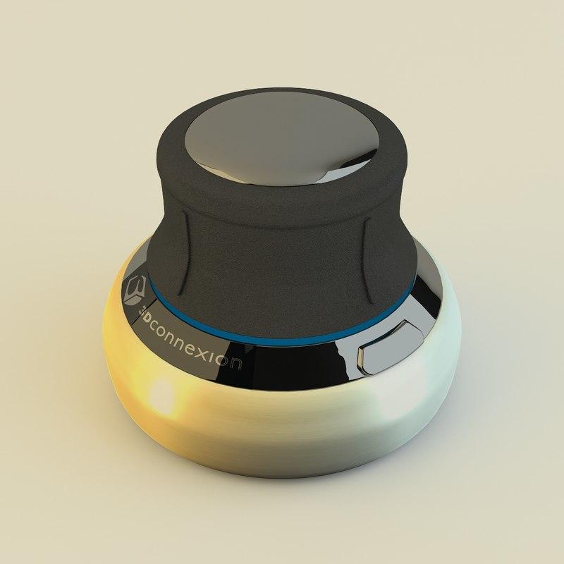 mouse connexion 3d max