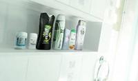 3d shampoo p model