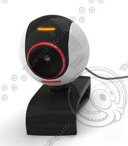 3d web webcam