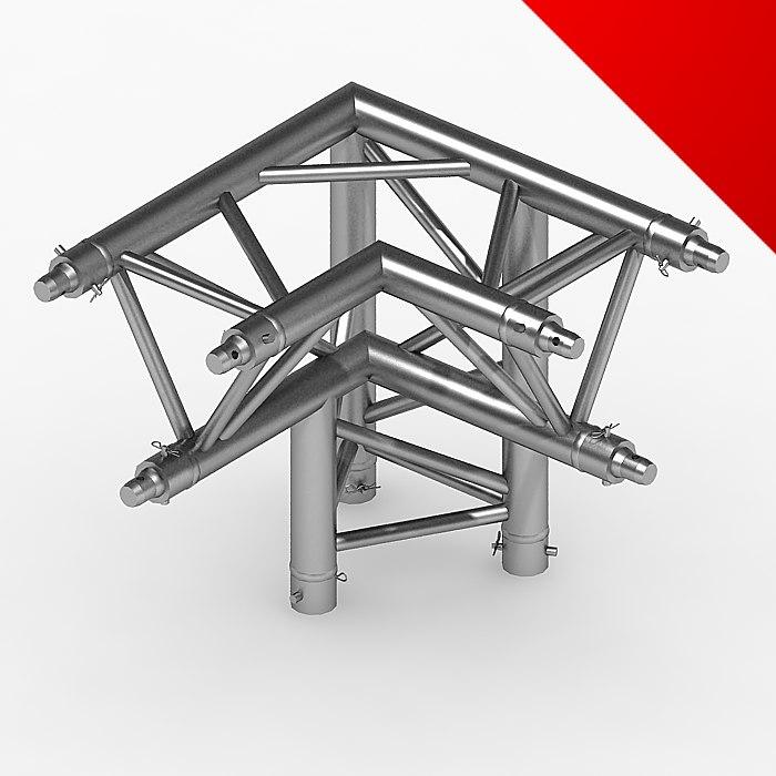 3d truss eurotruss parts