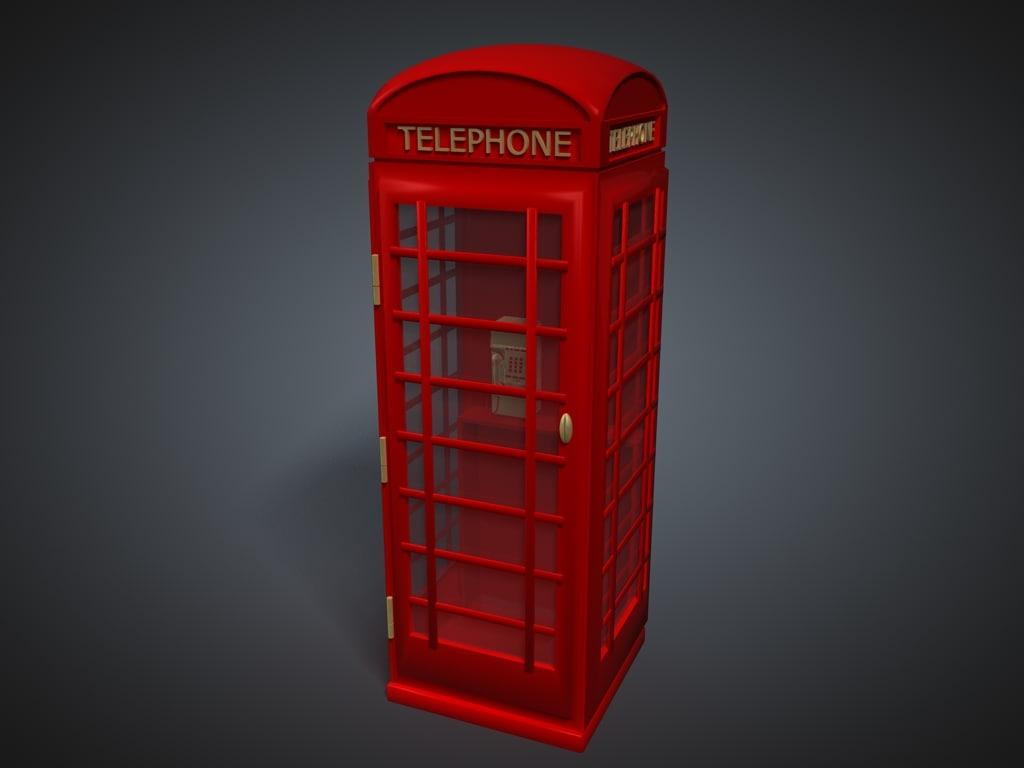 c4d phone box