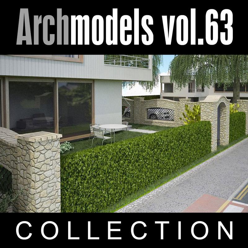 max archmodels vol 63