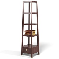 Baker Monument Etagere  thomas pheasant collection traditional modern contemporary