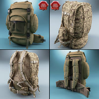 3d 3ds military backpacks