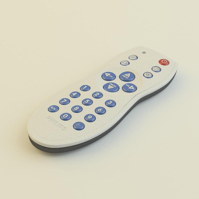 obj srp1001 philips remote controller