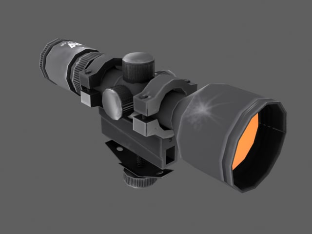 3ds max ncstar scope