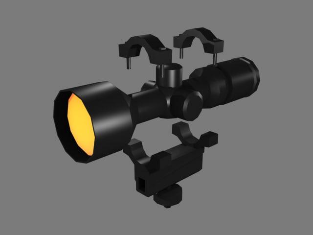 maya ncstar 3-9x42 scope cradle