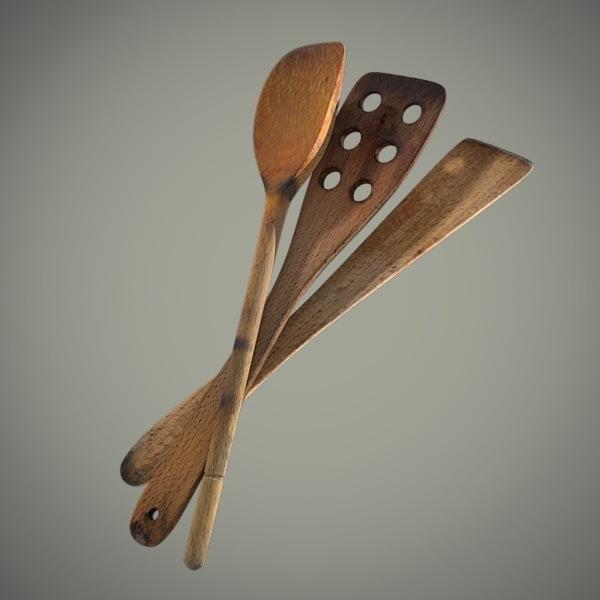 maya spoon wood