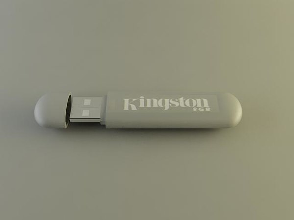 kingston 3d max