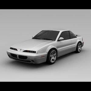 3ds pontiac grand prix 1995