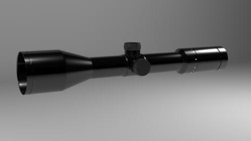 gun scope max