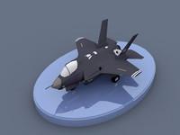 F-35 Egg plane