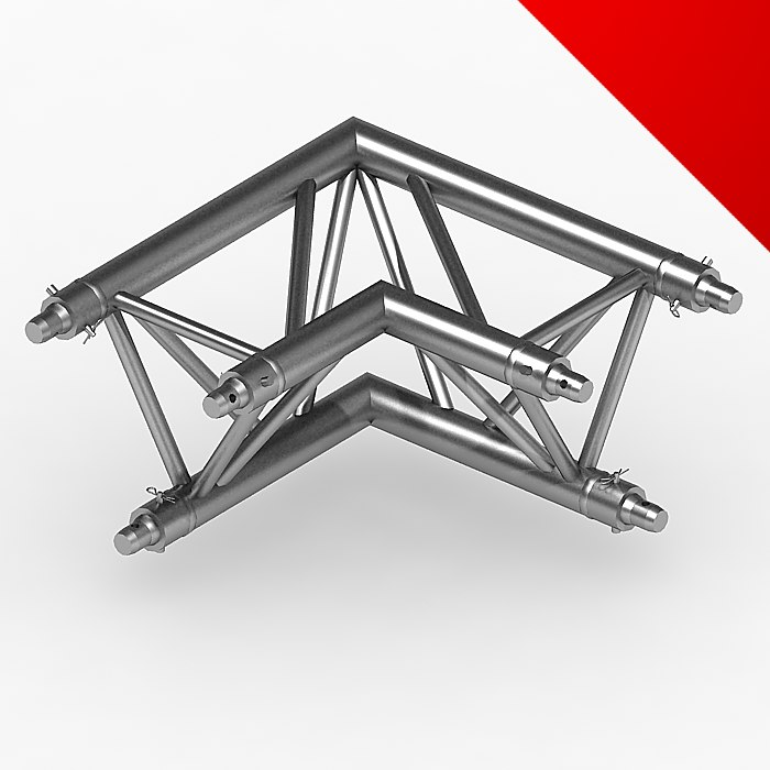 3ds max truss eurotruss parts