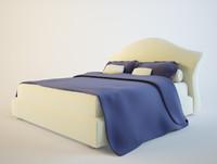 3d axil milo bed