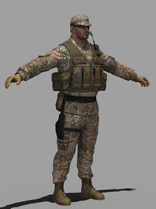 soldier german man max