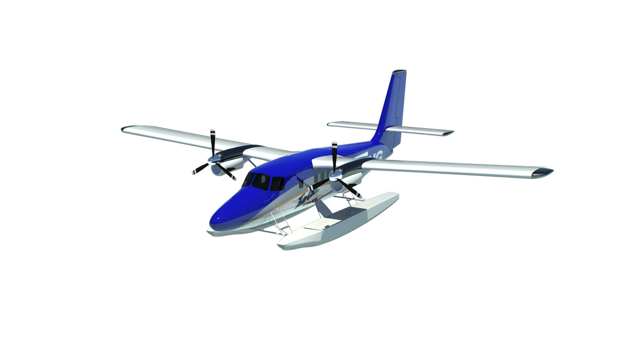 maya viking twin otter series